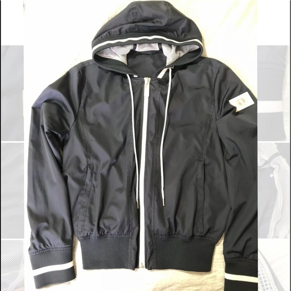 SOLD 📦 DIRK BIKKEMBERGS Sport Bomber Jacket